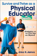 Survive and Thrive as a Physical Educator eBook Cover