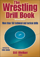 The Wrestling Drill Book 2nd Edition eBook Cover