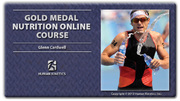 Gold Medal Nutrition Enhanced Online CE Course-5th Edition With Book