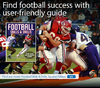 Football Skills & Drills App--A user-friendly guide to football success