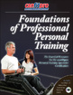 Foundations of Professional Personal Training With DVD Cover