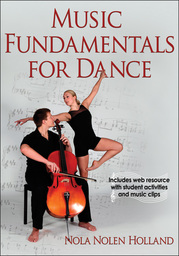 Music Fundamentals for Dance (eBook With Web Resource, PDF Version)