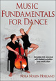 Music Fundamentals for Dance eBook With Web Resource Cover