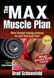 The M.A.X. Muscle Plan eBook
