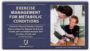 canfitpro: Exercise Management for Metabolic Conditions Course With eBook