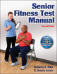 How does the Senior Fitness Test Software 2.0 Subscription help with the fitness test?