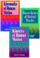 Biomechanics of Human Motion Series Cover