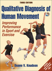 Qualitative Diagnosis of Human Movement 3rd Edition (eBook With Web Resource, PDF Version)