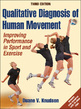 Qualitative Diagnosis of Human Movement 3rd Edition (eBook With Web Resource, PDF Version) Cover