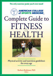 ACSM's Complete Guide to Fitness & Health Image Bank