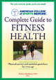 ACSM's Complete Guide to Fitness & Health Image Bank Cover