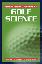 International Journal of Golf Science Online Subscription