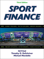 Sport Finance 3rd Edition eBook