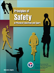 Principles of Safety in Physical Education and Sport-4th Edition