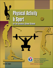 Physical Activity & Sport for the Secondary School Student-6th Edition
