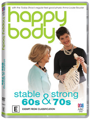 Happy Body - Stable 60s & Strong 70s DVD