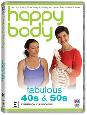 Happy Body - Fabulous 40s & 50s DVD