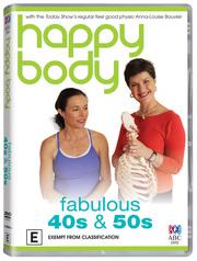 Happy Body - Fabulous 40s & 50s DVD