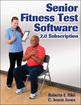 Senior Fitness Test Software 2.0 Subscription