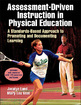Assessment-Driven Instruction in Physical Education With Web Resource Cover