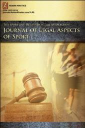 Journal of Legal Aspects of Sport Online and Print Subscription
