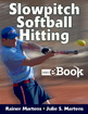 Slowpitch Softball Hitting (Mini eBook, PDF and ePub Version) Cover