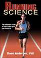 Running Science Cover