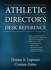 Athletic Director's Desk Reference eBook With Web Resource