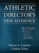 Athletic Director's Desk Reference eBook With Web Resource Cover