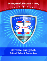 BRL 2013 Xtreme Fastpitch Rules and Regulations eBook