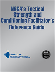 NSCA's Tactical Strength and Conditioning Facilitator's Reference Guide eBook