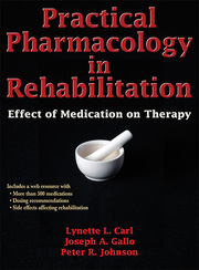 Practical Pharmacology in Rehabilitation With Web Resource