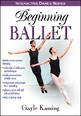 Beginning Ballet With Web Resource Cover