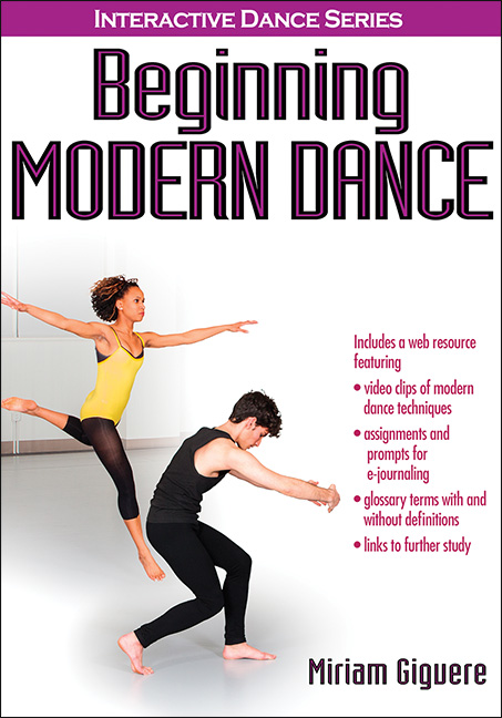 Beginning Modern Dance With Web Resource