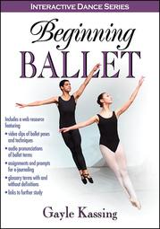 Beginning Ballet eBook With Web Resource