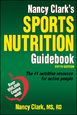 Nancy Clark's Sports Nutrition Guidebook-5th Edition Cover