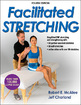 Facilitated Stretching-4th Edition With Online Video Cover