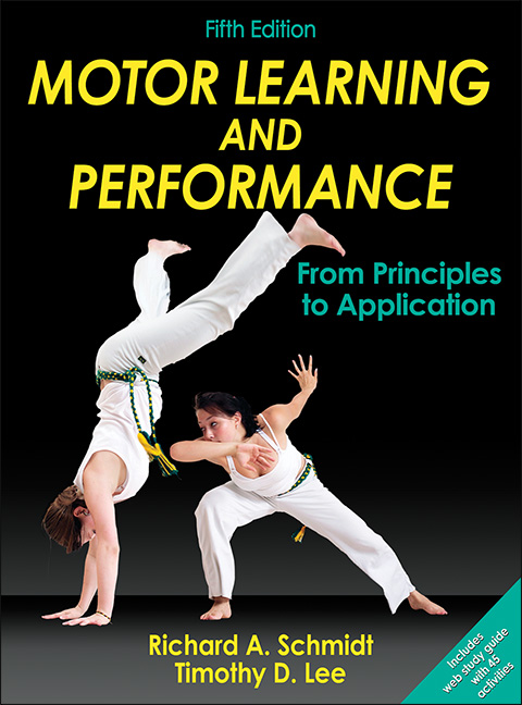 Motor Learning and Performance 5th Edition: Can mental
