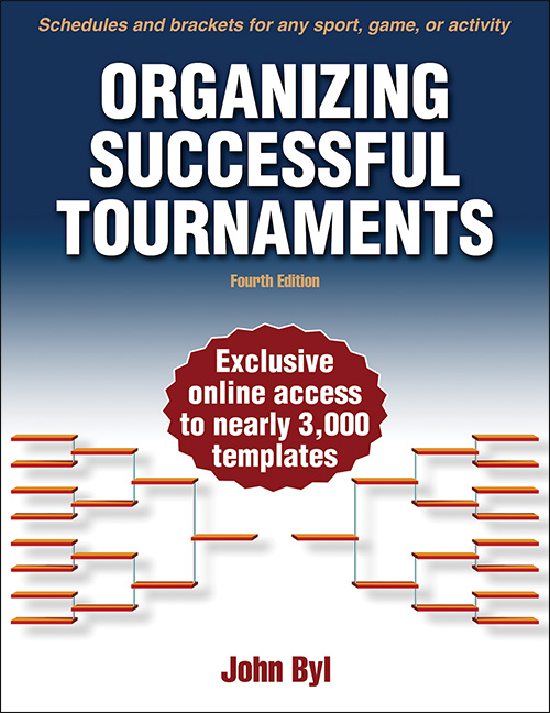 Organizing Successful Tournaments-4th Edition