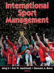 International Sport Management Presentation Package