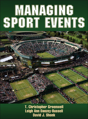 Managing Sport Events eBook