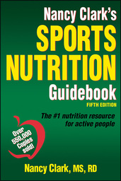 Nancy Clark's Sports Nutrition Guidebook 5th Edition eBook