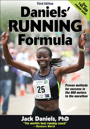 Daniels' Running Formula 3rd Edition eBook