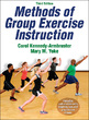 Methods of Group Exercise Instruction-3rd Edition With Online Video Cover