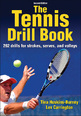 The Tennis Drill Book-2nd Edition Cover