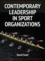 Contemporary Leadership in Sport Organizations eBook