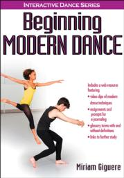 Beginning Modern Dance eBook With Web Resource