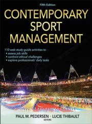 Contemporary Sport Management 5th Edition With Web Study Guide