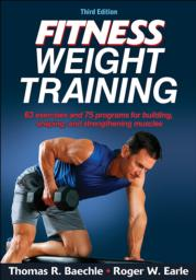 Fitness Weight Training 3rd Edition eBook