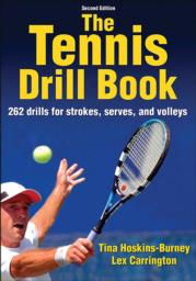 The Tennis Drill Book 2nd Edition eBook